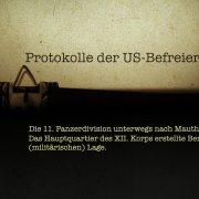 Original Protokolle der US-Befreier © MKÖ