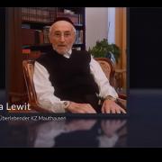 Aba Lewit, Überlebender KZ-Mauthausen
