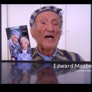 Edward Mosberg, Überlebender KZ-Mauthausen