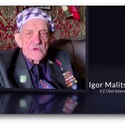 Igor Malitksy, KZ-Überlebender