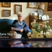 Liliane Segre, KZ-Überlebende