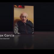 Max Garcia, KZ-Überlebender