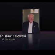 Stanislaw Zalewski, KZ-Überlebender