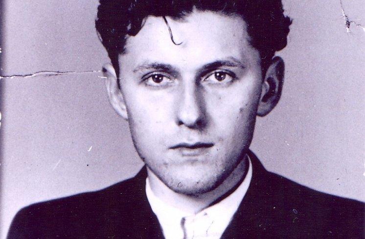 Hans Maršálek Gestapofoto 1941
