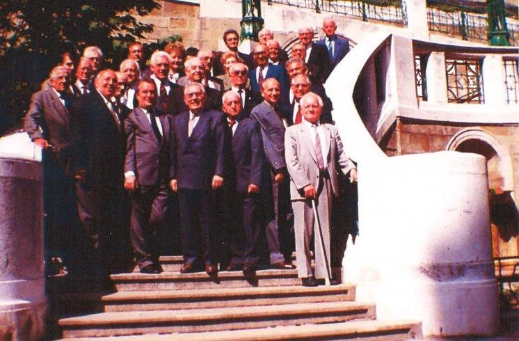 Hans Maršálek Konferenz Mauthausen Komitee 1990