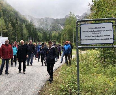 Studienreise perspektive mauthausen © Hofstätter